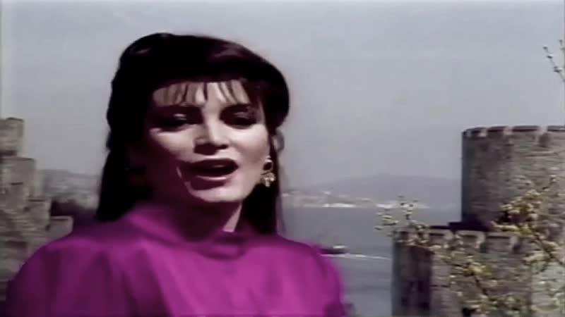 Eurovision 1980 Turkey Ajda Pekkan Le Roi Du Pétrole FRENCH VERSİON 960p HD