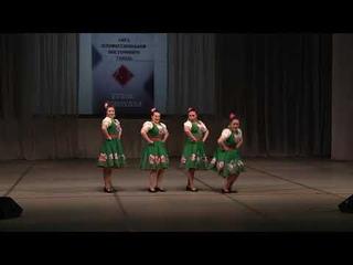 """Школа восточного танца """"Арабиа"""" Балканский танец """"Цуки-Цуки"""""""