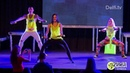 Zumba with Ernesta Sean Paul J Balvin Contra La Pared ZUMBA TONING choreo by Daria Fitness