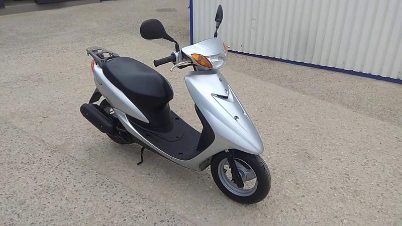 Yamaha Jog SA16J CoolStyle