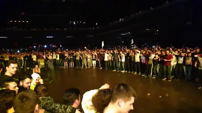 Нейромонах Феофан - А сейчас хочу в пляс хоровод Москва 15.12.2019