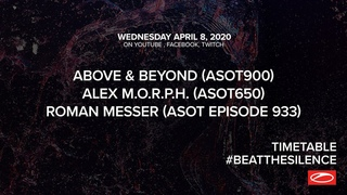 A State Of Trance - Beat The Silence (Above & Beyond, Alex, Roman Messer)