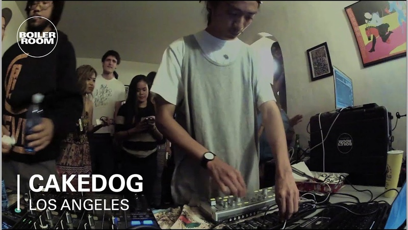 Cakedog Boiler Room Los Angeles DJ Set