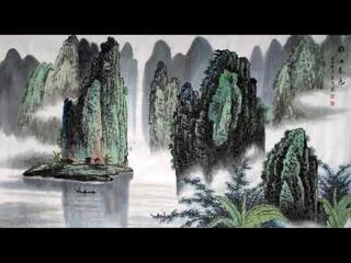 Guangling San (Guqin set to Shan Shui)