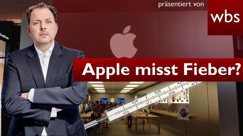 Geht´s noch Fiebermessen in Apple Stores Datenschutzverstoß 2 0 Rechtsanwalt Christian Solmecke