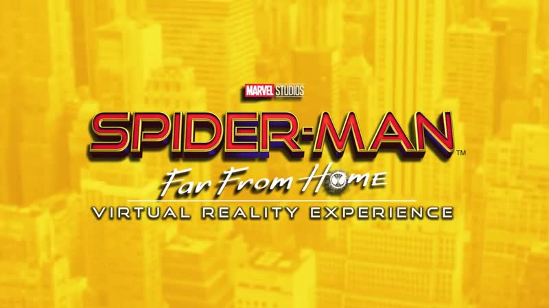 Spider-Man_ Far From Home VR Trailer (Sony Pictures Virtual Reality) - Rift, Viv