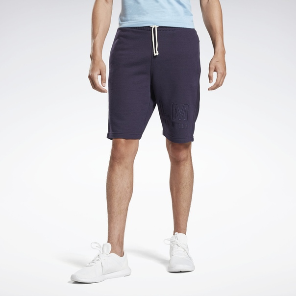 Спортивные шорты LES MILLS® French Terry