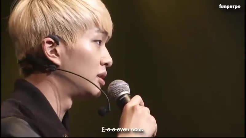 [ENG] SHINee Boys Meet U Special Showcase