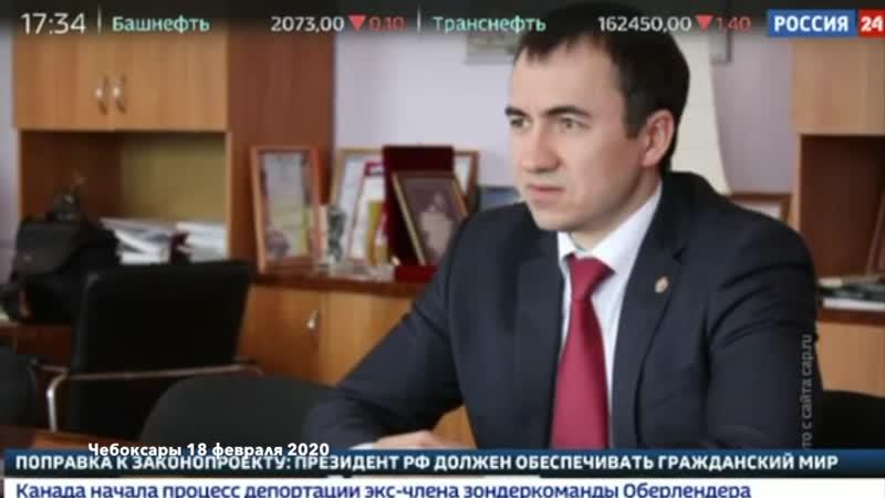 Бывший вице премьер из Чувашии Владимир Аврелькин получил 4 года колонии за превышение полномочий