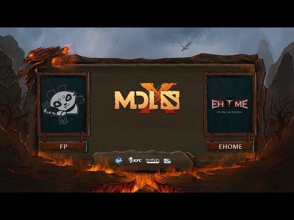 Fighting PandaS vs EHOME, MDL Chengdu Major, bo3, game 3 [4ce]