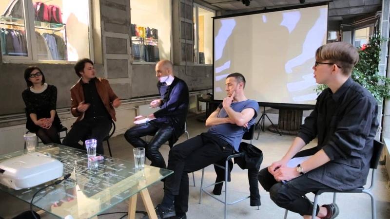 Публичная дискуссия: «Искусство. По ту сторону Востока и Запада»