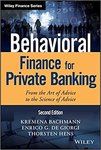 Behavioral Finance for Private Banking