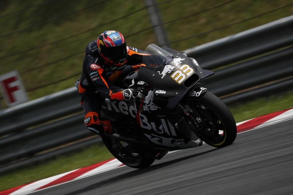 Дани Педроса возглавил предварительные тесты MotoGP 2020 в Сепанге