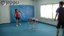 Ping Pong Crazy Skills