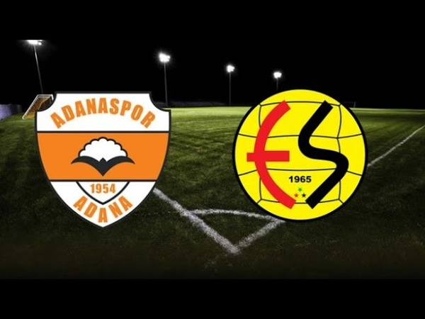 Adanaspor 3 Eskişehirspor 2 maç özeti
