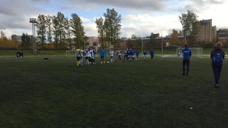 Высшая лига 201920, Snow Kids(Лесгафта) - Адмирал-Б(СПбГМТУ)1 тайм