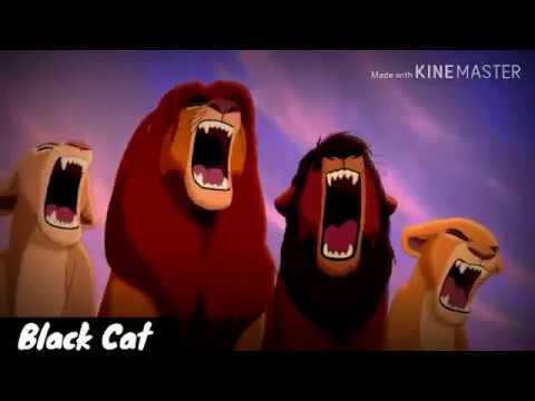 || ☆ Кову, Симба ☆ - Дикая львица || (Music Video)