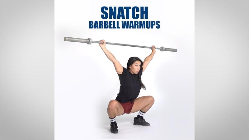 Sample Snatch Warmup
