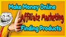 How To Find Affiliate Programs In the MMO Niche Using JVZoo Warrior Plus