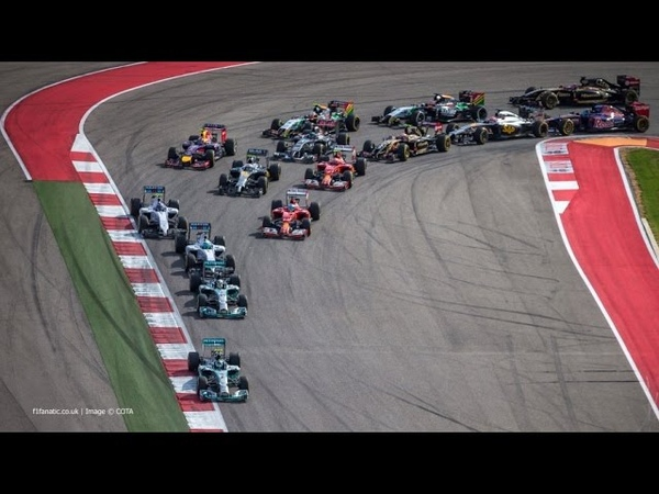 F1 2016 - R17 USA GRAND-PRIX RACE