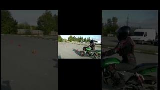 Мотошкола. 1 занятие