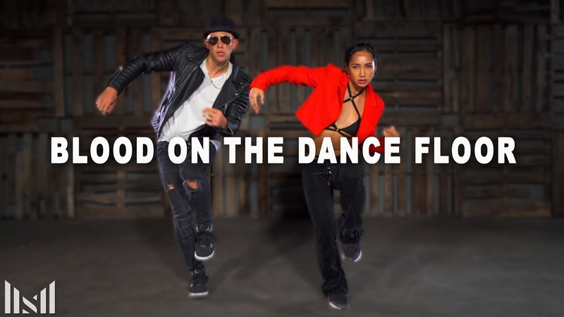 Michael Jackson - Blood On The Dance Floor Choreography | Matt Steffanina Trinity Sponsored