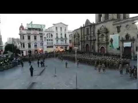 Bolivia ¿Cuál democracia