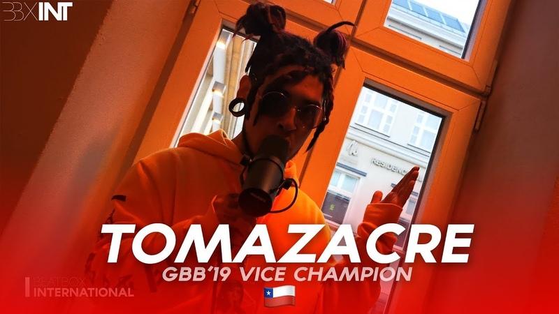 TOMAZACRE 🇨🇱 | GBB Vice Champion 2019 | Sicko Mode (Travis Scott Beatbox Cover)