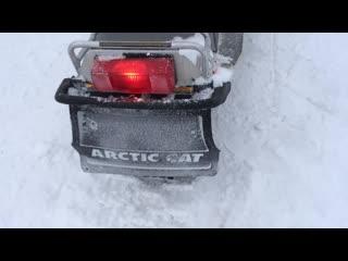 Arctic cat mountain cat 570 1m