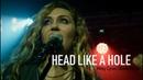 Miley Cyrus | Head Like A Hole Full Cover (Black Mirror)