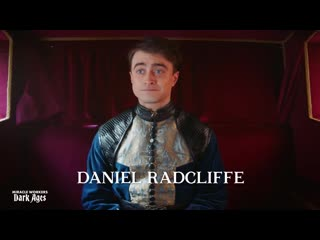 Daniel Radcliffe and Steve Buscemi Welcome You To The Dark Ages _ TBS