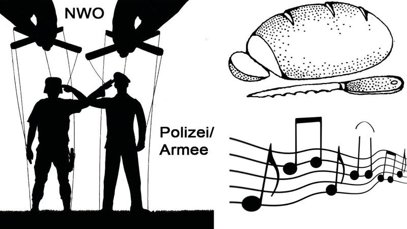 Wessen Brot ich ess, dessen Lied ich sing. Die Polizei - Schlüssel des Problems und des Erfolgs.