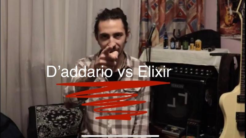 D`addario vs Elixir