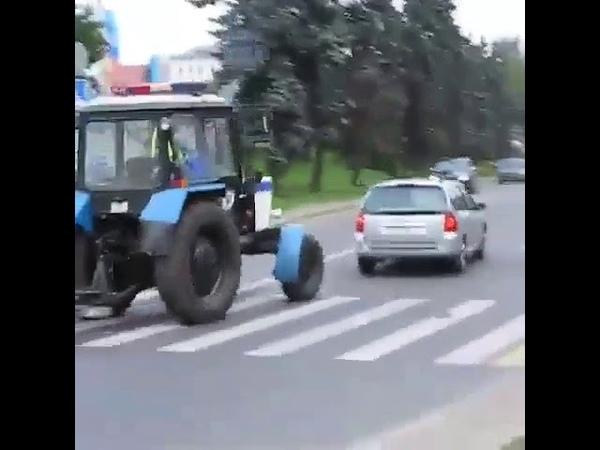 Гаишная спец техника в Минске