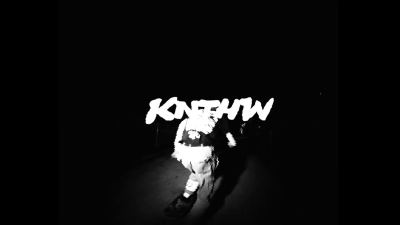 Knthw×Verdy/Live Fast Die Young