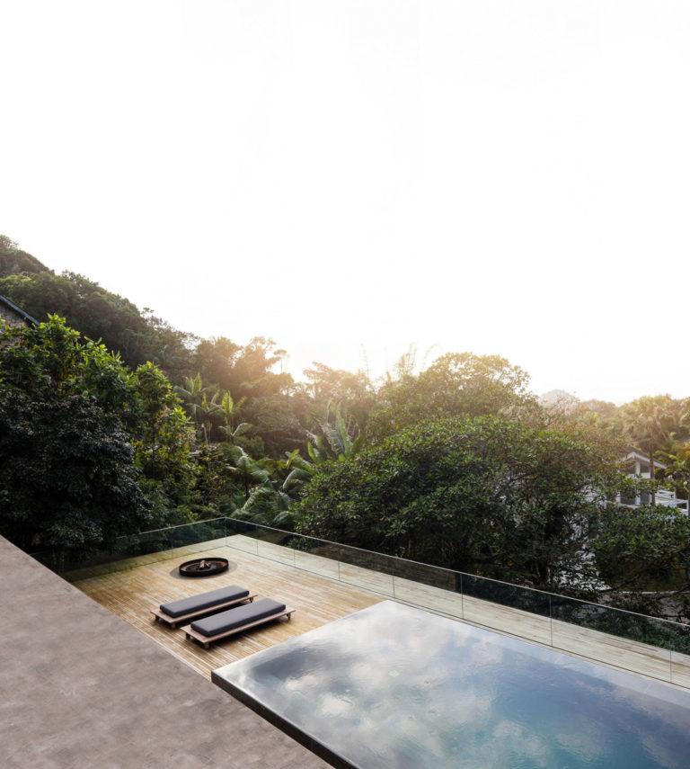Частный дом в Бразилии