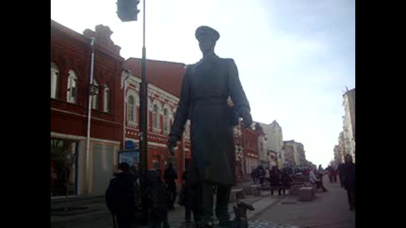 Дядя Степа на ул Ленинградской