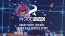 Inside Rovio – Angry Birds Friends Games as a Service Story