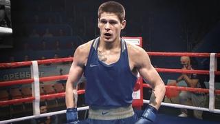 Профи нарвался на Любителя! Зрелищный бой на чемпионате России по боксу