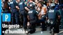 Comment le genou à terre est devenu le symbole de la protestation non-violente