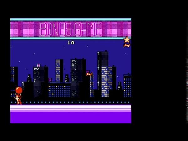 Chip 'N Dale Rescue Rangers 2 NES
