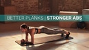 Plank Variations to GET STRONGER ABS (Beginner to Advanced)