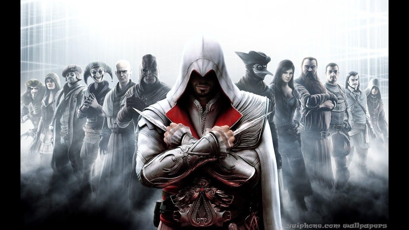 Assassin s Creed братство крови часть 10