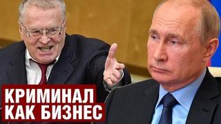 🔴 ПОЧЕМУ ЖИРИНОВСКИЙ ТАК ОТЖИГАЕТ? / Досталось Путину, единороссам, силовикам...