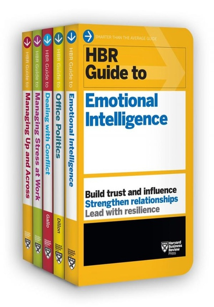 Karen Dillon, Amy Gallo] HBR Guides to Emotional