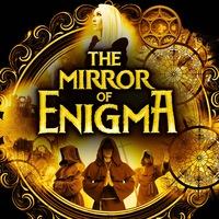 Логотип «THE MIRROR OF ENIGMA» GREGORIAN OPERA