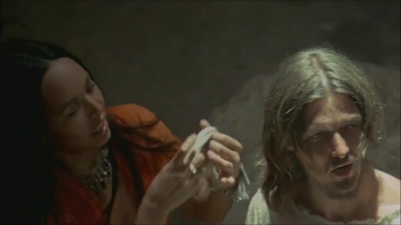 Jesus, Judas, Mary and Apostles - What's the Buzz? / Strange Thing Mystifying (film Jesus Christ Superstar 1973)