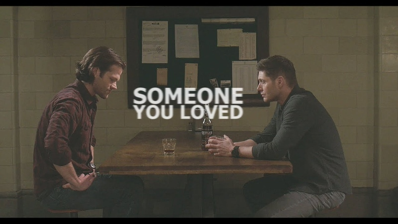 I was getting kinda used to being someone you loved 14x19