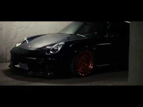 4k Porsche 911 Carrera Turbo S VGXCII production