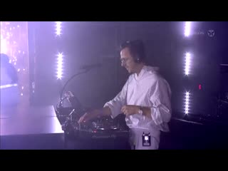 Martin solveig live show at tomorrowland 2019 (hexagon stage)